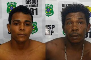 Polícia prende estupradores em Indiaroba e Santa Luzia do Itanhy