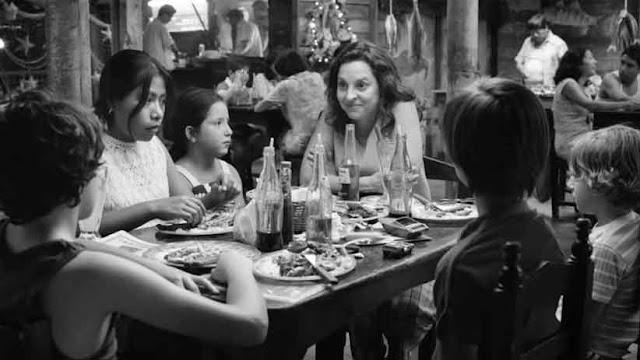 فيلم Roma.. سيمفونية ألفونسو كوران شبه الصامتة! فيلم Roma وتلاحم العناصر الفنية