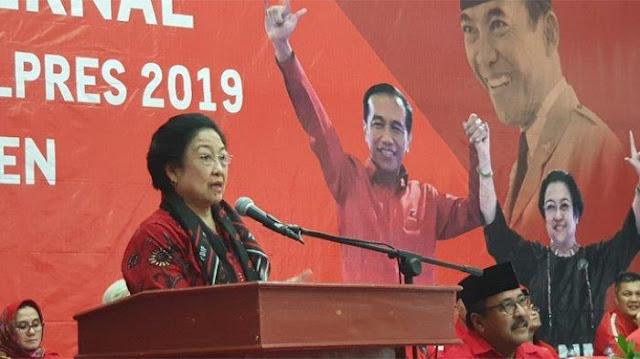 Megawati: Kalau Tak Diberi Hak Pilih, Protes dan Adukan!