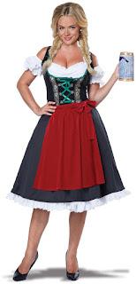 Fraulein Costume