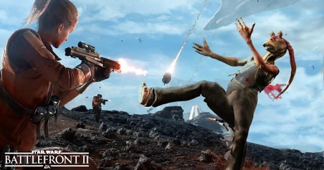 الإعلان عن نسخ حصرية من جهاز PlayStation 4 بألوان لعبة Star Wars Battlefront 2