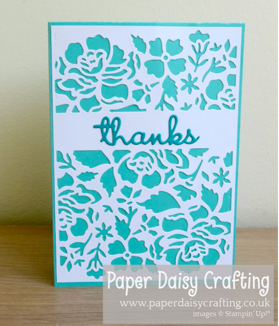 Nigezza Creates Project Share Stampin Up!  Well Said