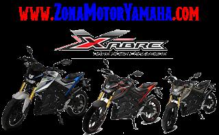 Harga Kredit Motor Yamaha Xabre terbaru