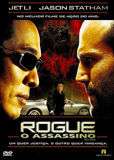 Rogue: O Assassino - DVDRip Dual Áudio