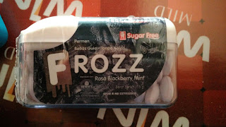 Segarnya Frozz Blackberry Mint