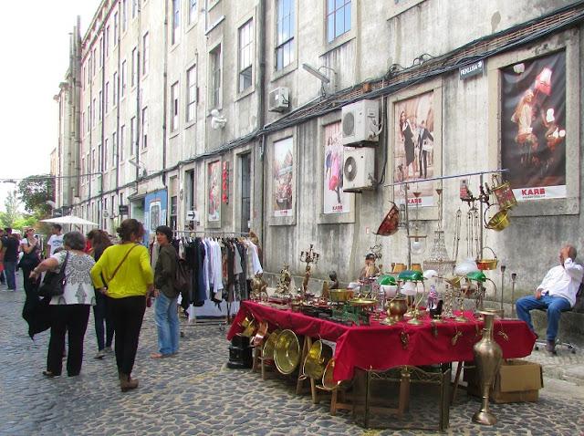 Lx Market em Lisboa