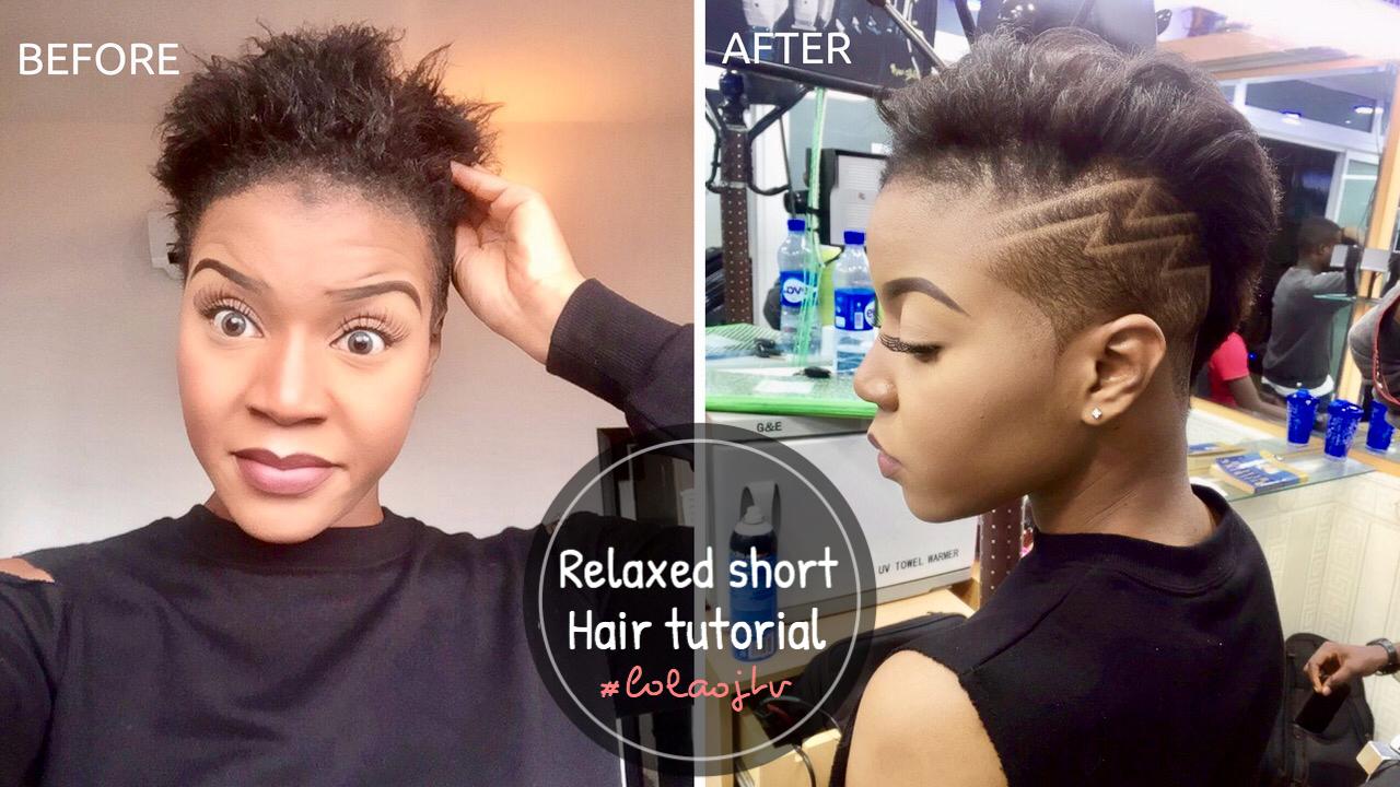 Short Hair No Problem Lola Oj Shares Tips On Maintiaing Short