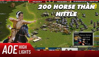 AoE Highlight | Mãn nhãn với màn lu 5 kích horse thần hitte càn bản đồ