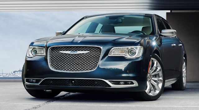 2018 Chrysler 300 Design