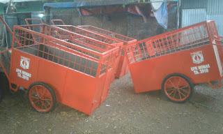 gerobak sampah tangerang