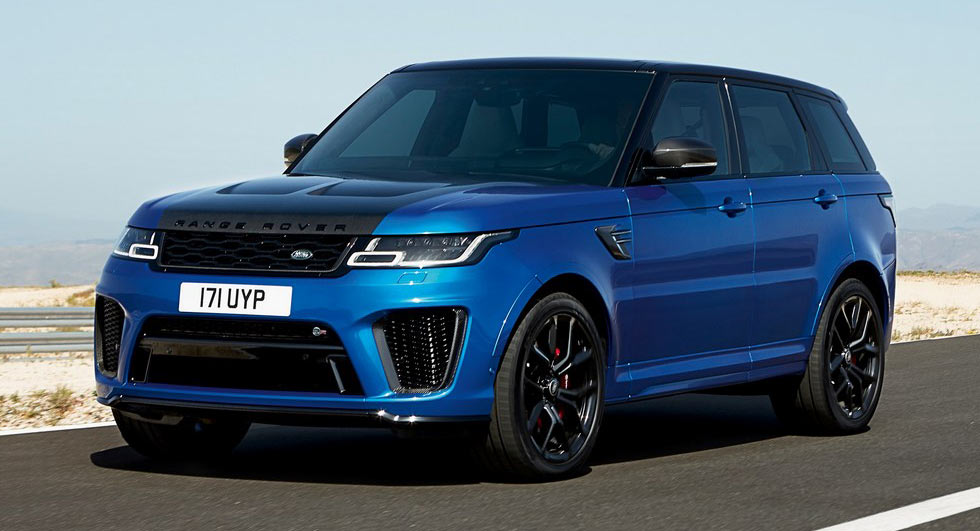 The Range Rover Sport Goes Plug-in Hybrid For 2018