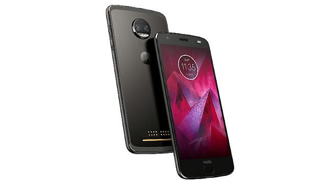 Moto Z2 Force Launch, this phone with two rear camera has Shatterproof display