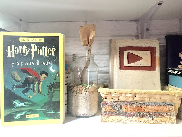 [HELP ME...] Lectura obligada: Harry Potter