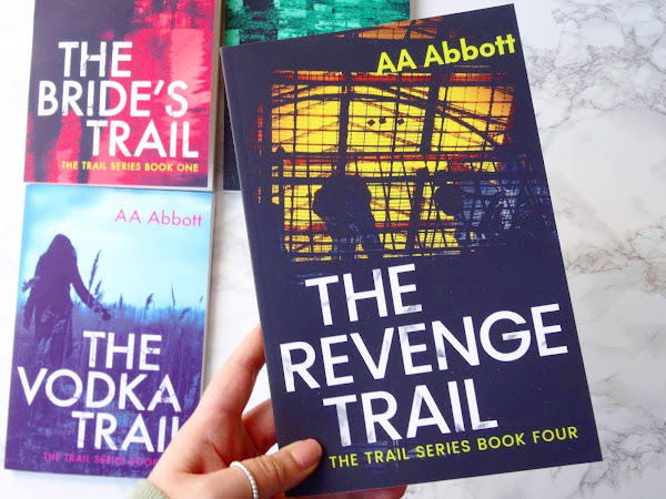 The Revenge Trail by AA Abbott | Book Tour Review