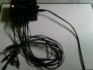 Menerima Pesanan Menjual Adaptor Atau Power Supply Untuk Efek Gitar Anda