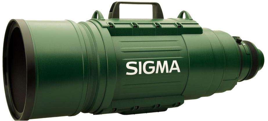 Sigma APO 200-500mm f/2.8 EX DG IF