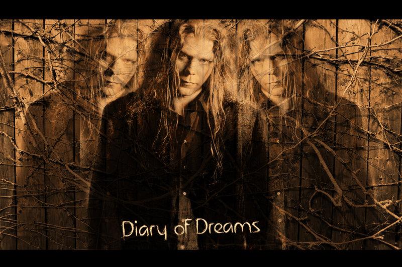 Jardim dos Anjos Esquecidos: Diary of Dreams - Discografia