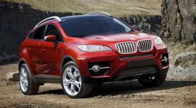 2015 BMW X4M Concept Release