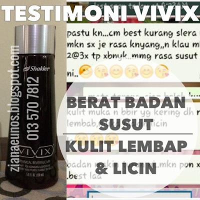 Image result for vivix untuk kurus
