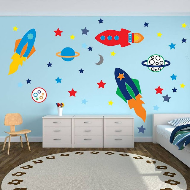 stikers-kids-room
