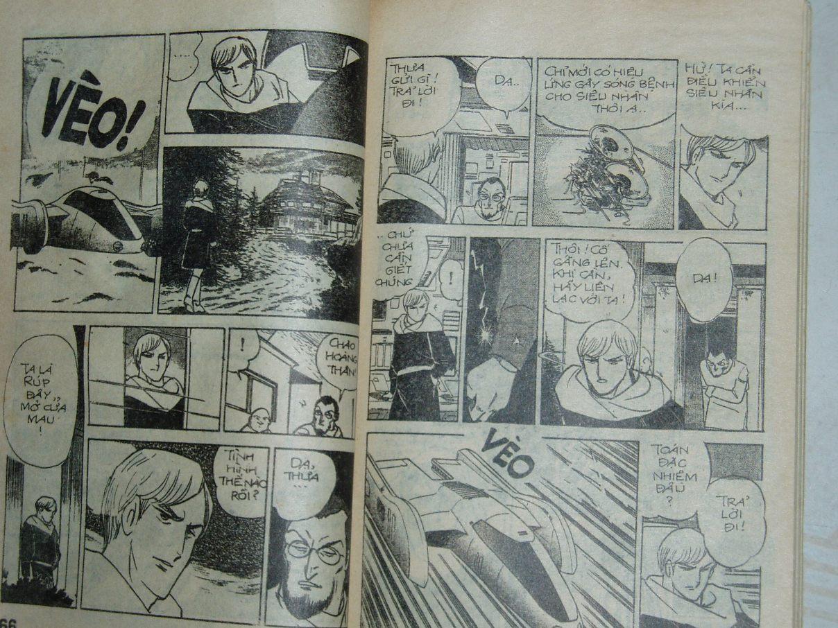 Siêu nhân Locke vol 12 trang 32