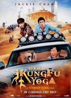 Kung Fu Yoga 2017 Hindi Dubbed pDVDRip 300mb