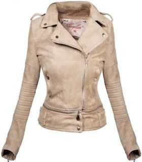 TAMELA BEIGE, chaqueta, elegrina