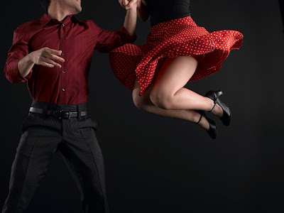 The 2nd Annual Palo Alto Swing Dance