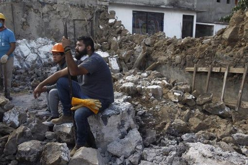 Ciudad de México no recibe ayuda para reconstrucción tras sismo
