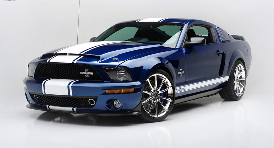 Barrett-Jackson To Auction Shelby Super Snake For Las ...