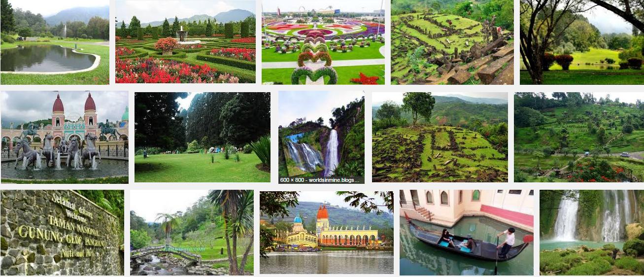 Objek wisata cianjur