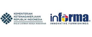 LOWONGAN KERJA (LOKER) MAKASSAR PT. HOME CENTER INDONESIA (INFORMA) MARET 2019