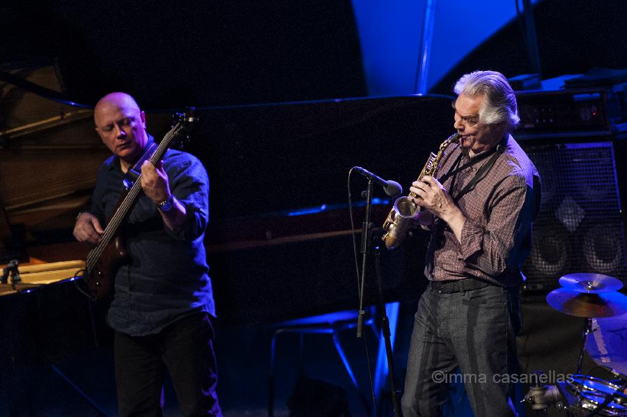 Yuri Daniel amb Jan Garbarek, Auditorio del Kursaal, Donostia, 24-jul-2016