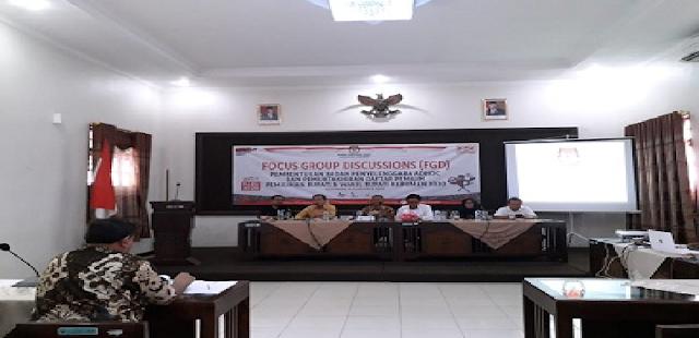 Komisi Pemilihan Umum (KPU) Kabupaten Kebumen