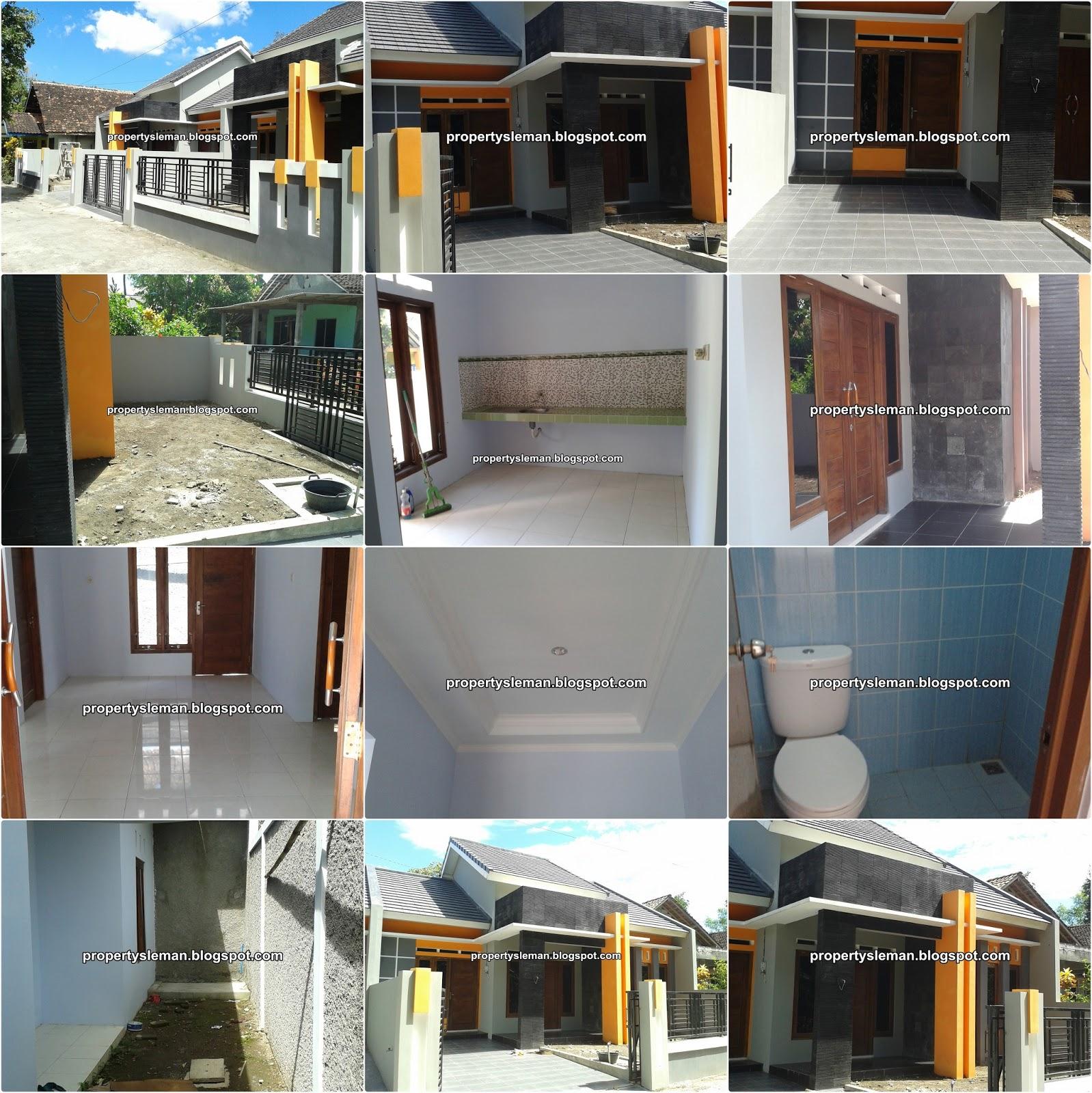 Jual Rumah Minimalis Di Timur Stadion Maguwoharjo Sleman