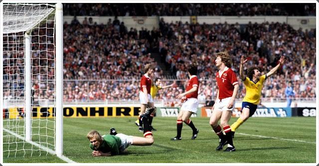 Arsenal FA Cup 1979