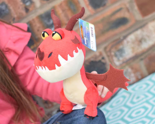 Hookfang from HTTYD toy - Review