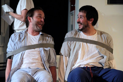 The effective use of speech and silence in one flew over the cuckoos nest