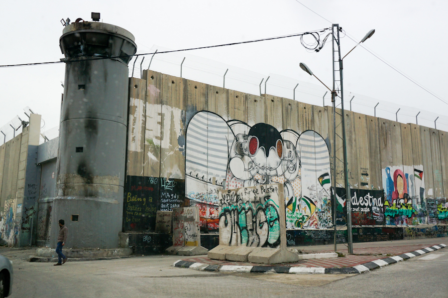 Everything Is Everything Banksy In Bethlehem Amp Thoughts