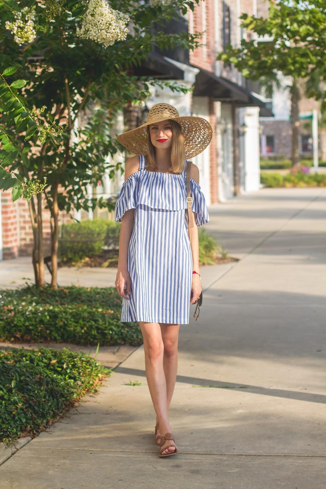9a3701b762e Stripe Mini Dress   WHIT Two