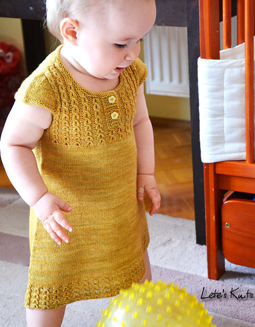Goldilocks - Knitting Pattern