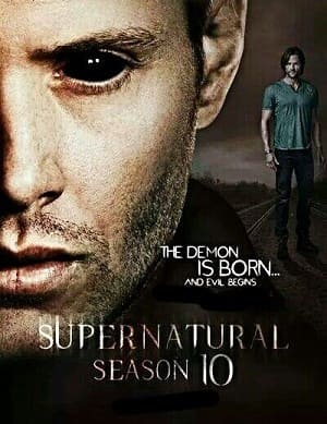 Série Supernatural - 10ª Temporada Dublado Torrent 720p / BDRip / HD / WEBrip Download