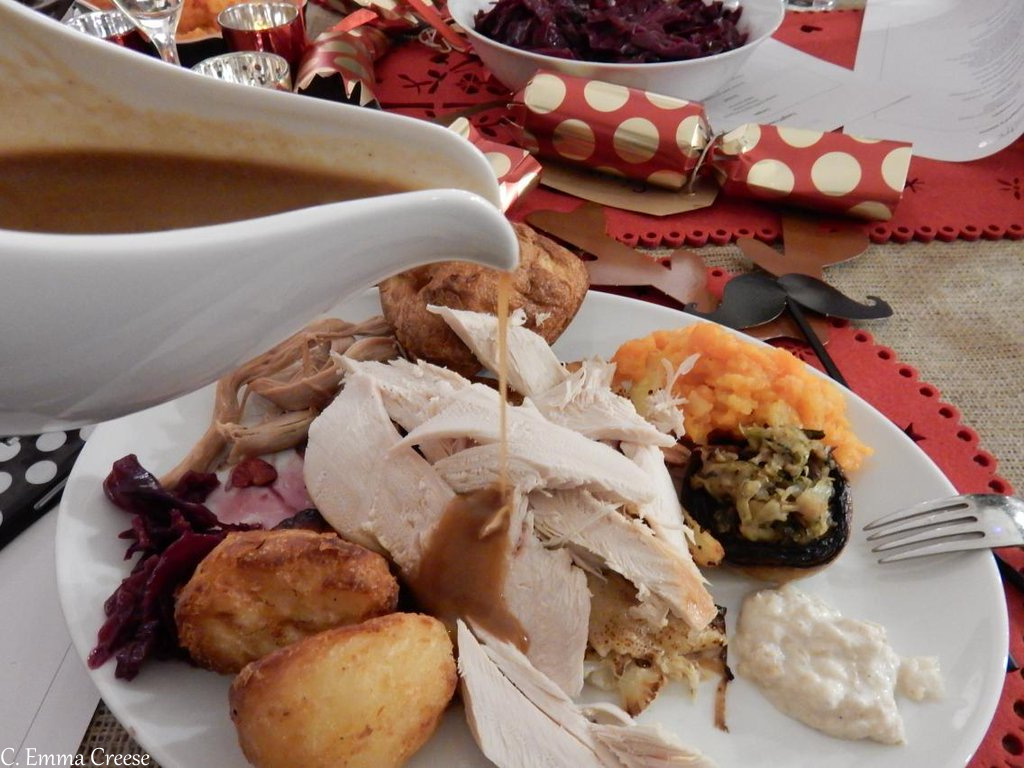 Why do we eat Turkey at Christmas? Adventures of a London Kiwi