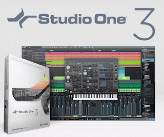 Download PreSonus Studio One PRO 3.2.0.36707 Full Crack
