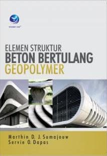 Elemen Struktur Beton Bertulang Geopolymer