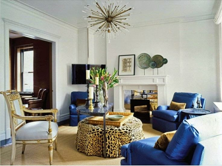 Vincent Wolf Interior Designer: Designing Home: Accessorizing: Learning From A Pro