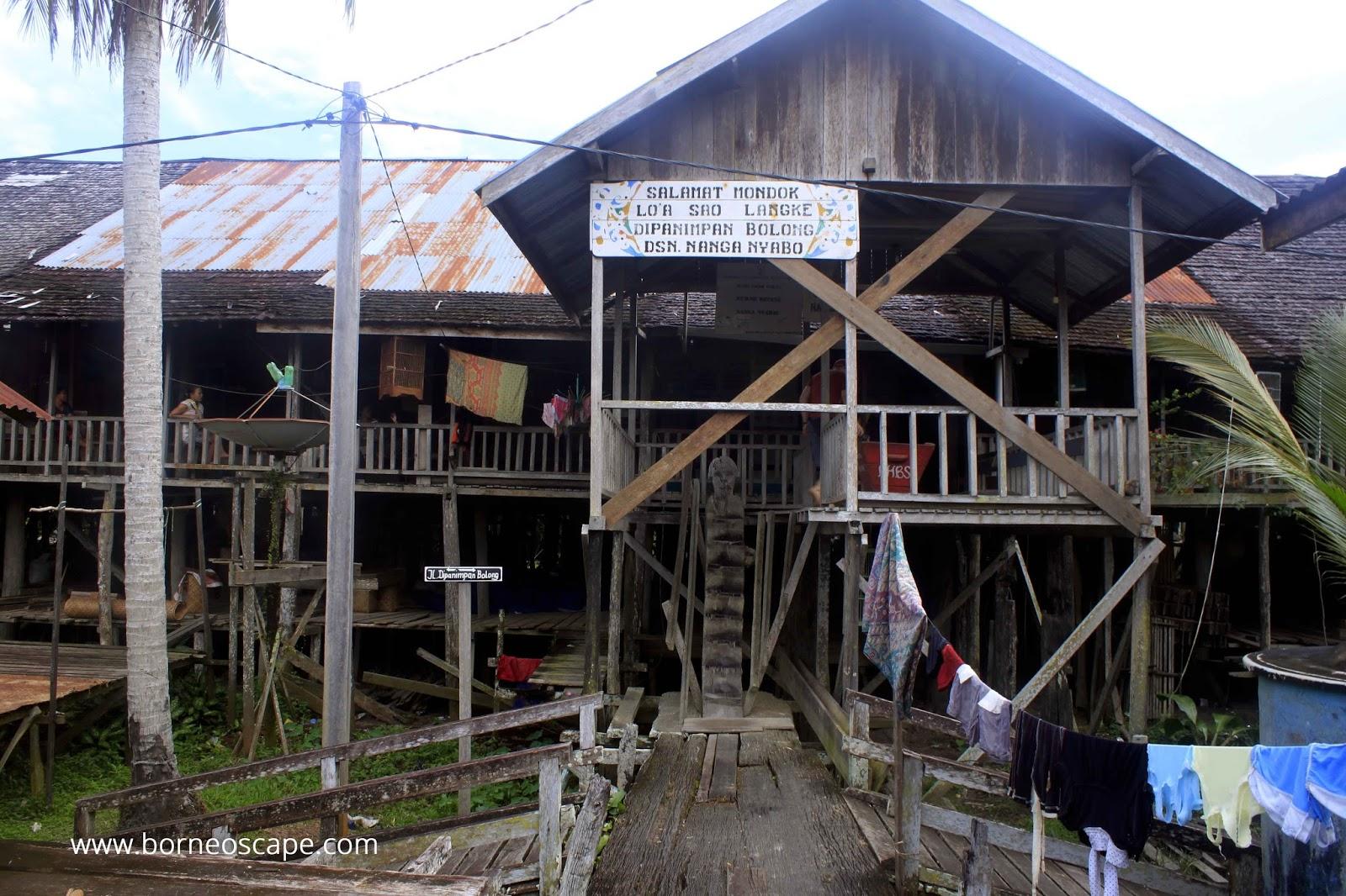 Dipanimpan Bolong Betang House