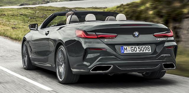 BMW 8シリーズ・カブリオレ