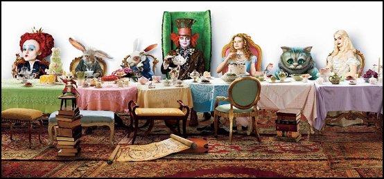 Alice In Wonderland Party Decorating Ideas Croquet Decorations