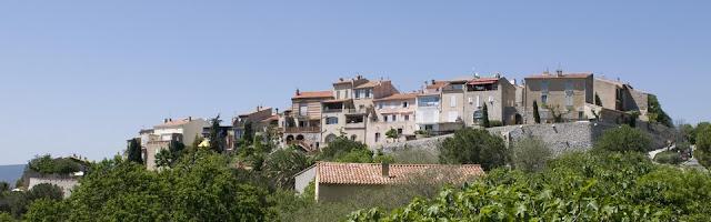 Fanfarades aux fêtes de Saint Anne du Castellet